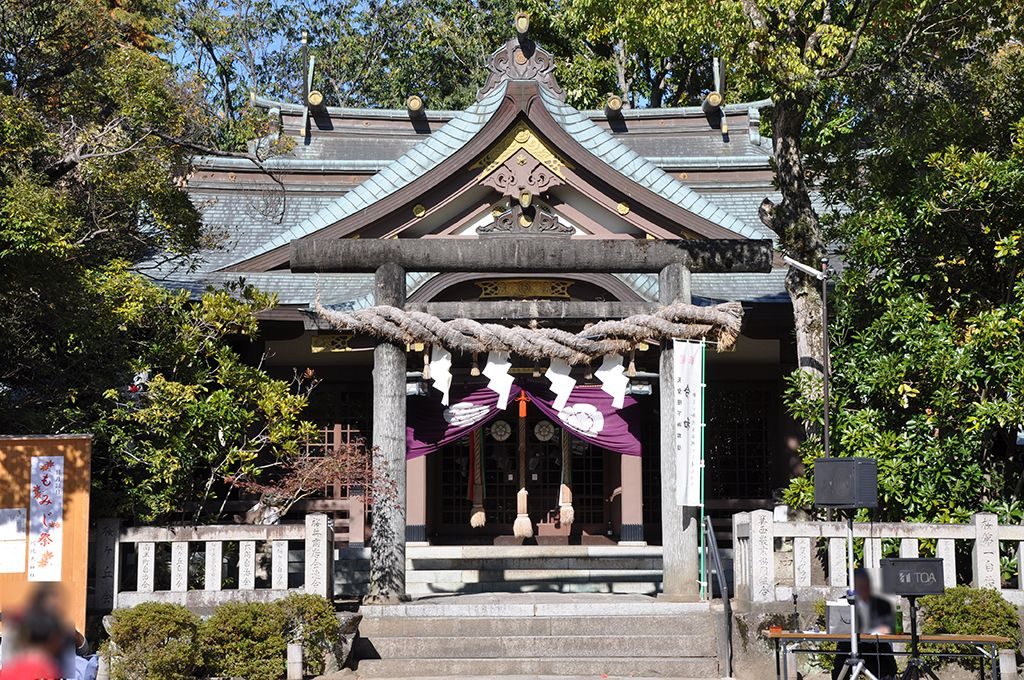 阿比太神社
