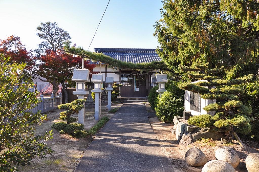 八幡太神社/境内