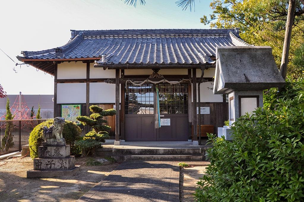 八幡太神社/拝殿