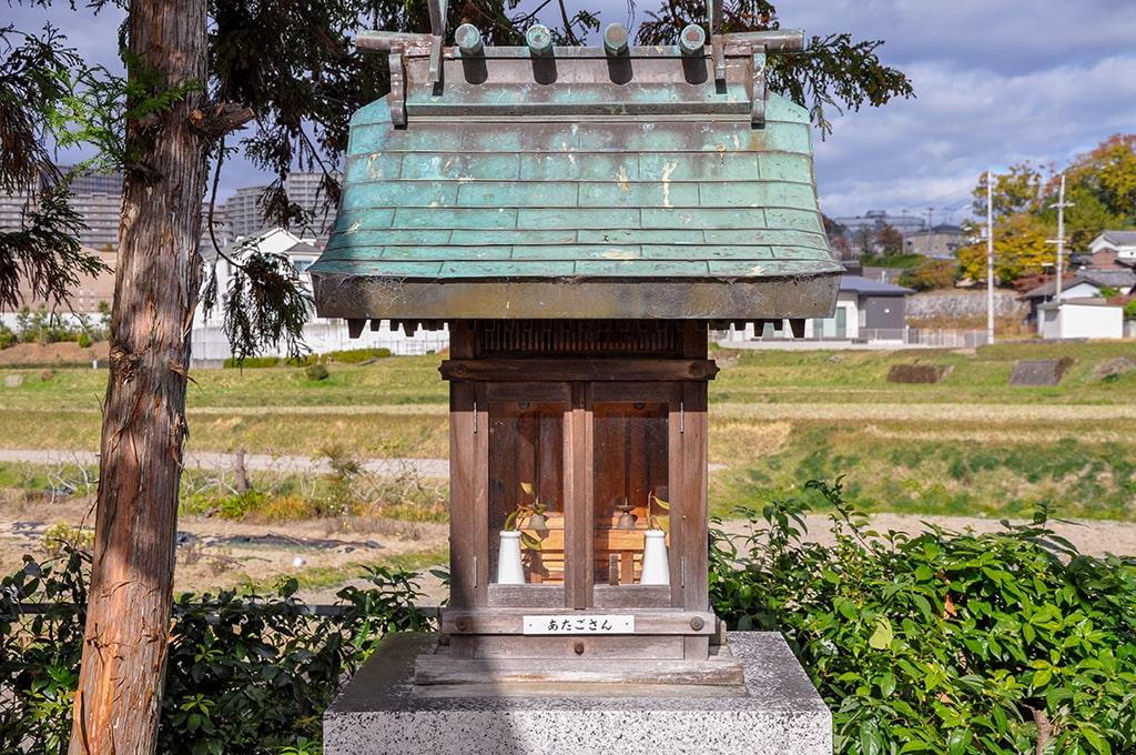 春日神社(川合)/あたごさん