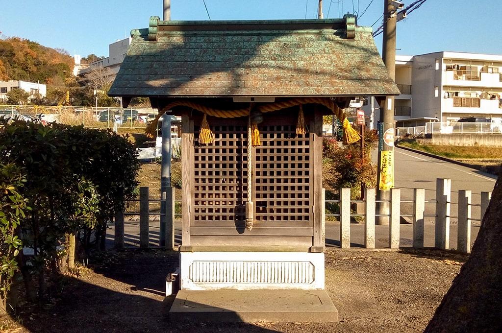 楠木神社/社殿