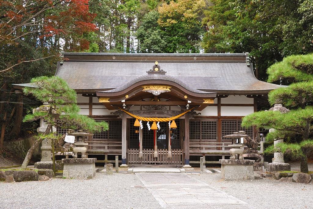 春日神社(小野原)/拝殿