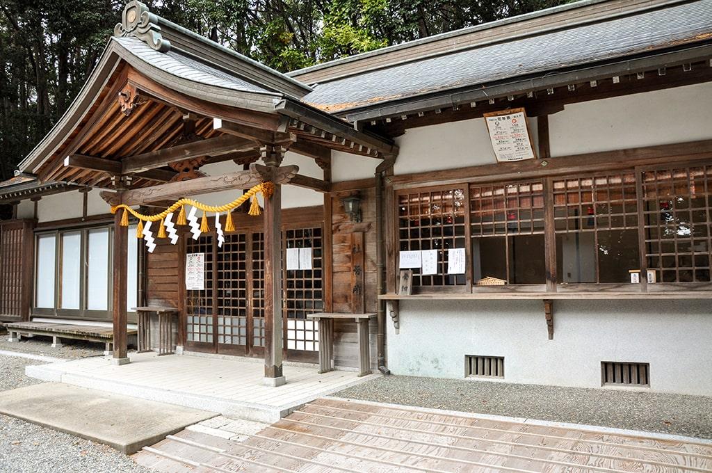 春日神社(小野原)/社務所
