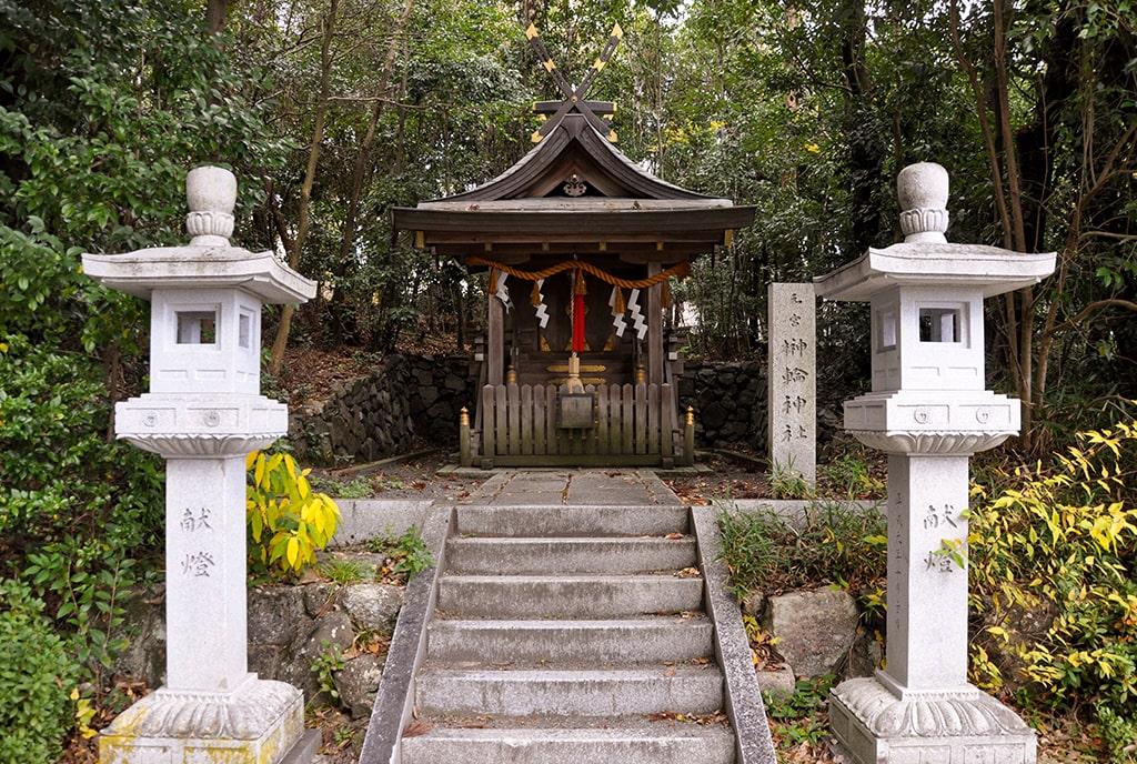 春日神社(小野原)/元宮榊輪神社