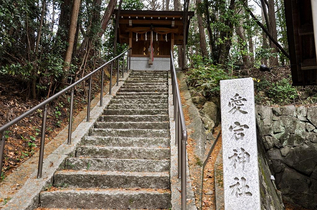 春日神社(小野原)/愛宕神社