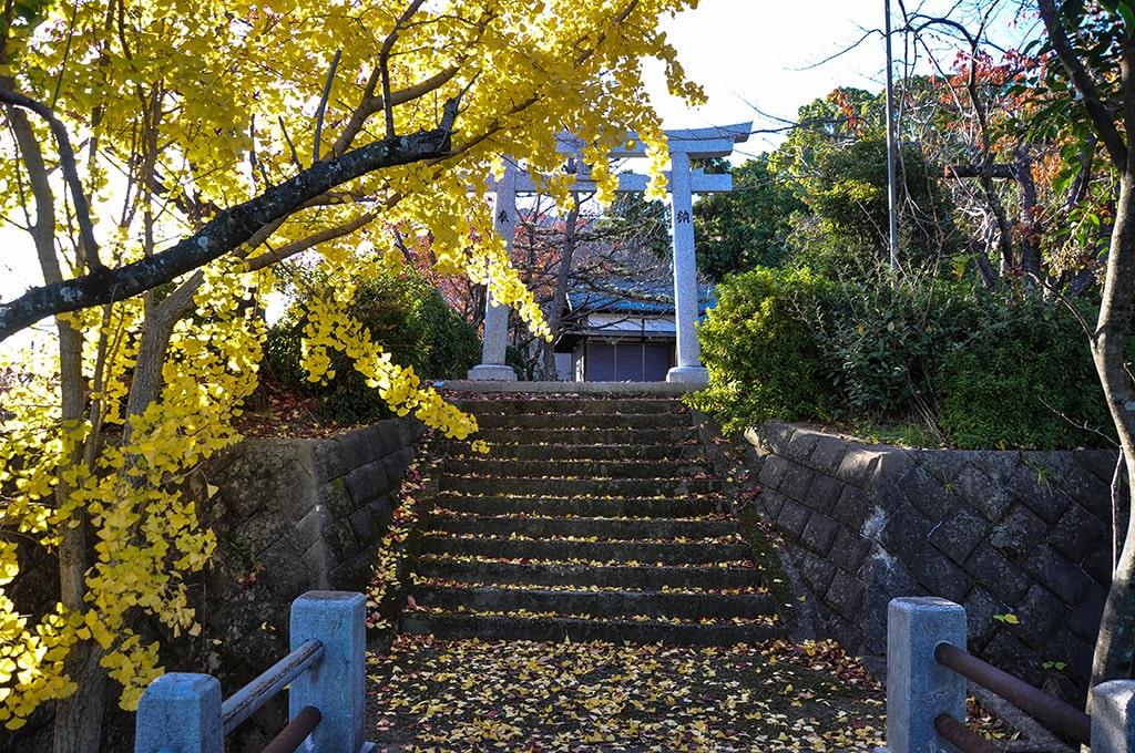 龍王神社/入口