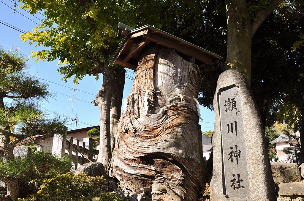 天児屋根命神社/入口付近
