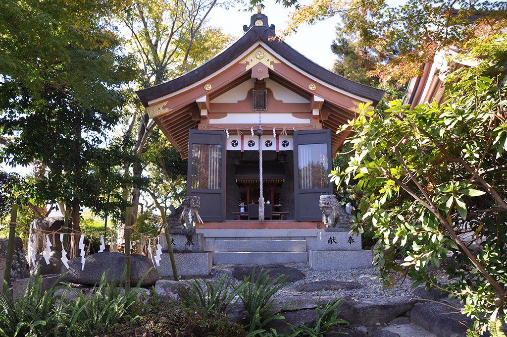 天児屋根命神社/八幡宮