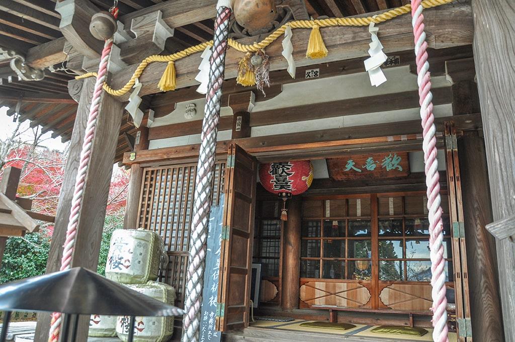 聖天宮西江寺/本堂
