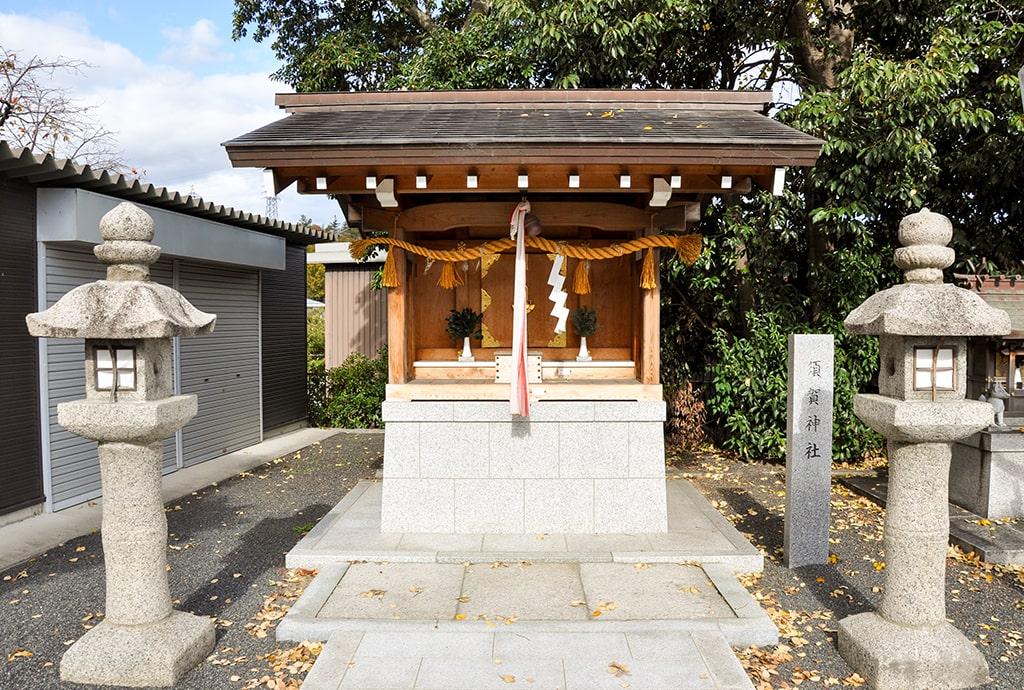 春日神社御旅所/須賀神社