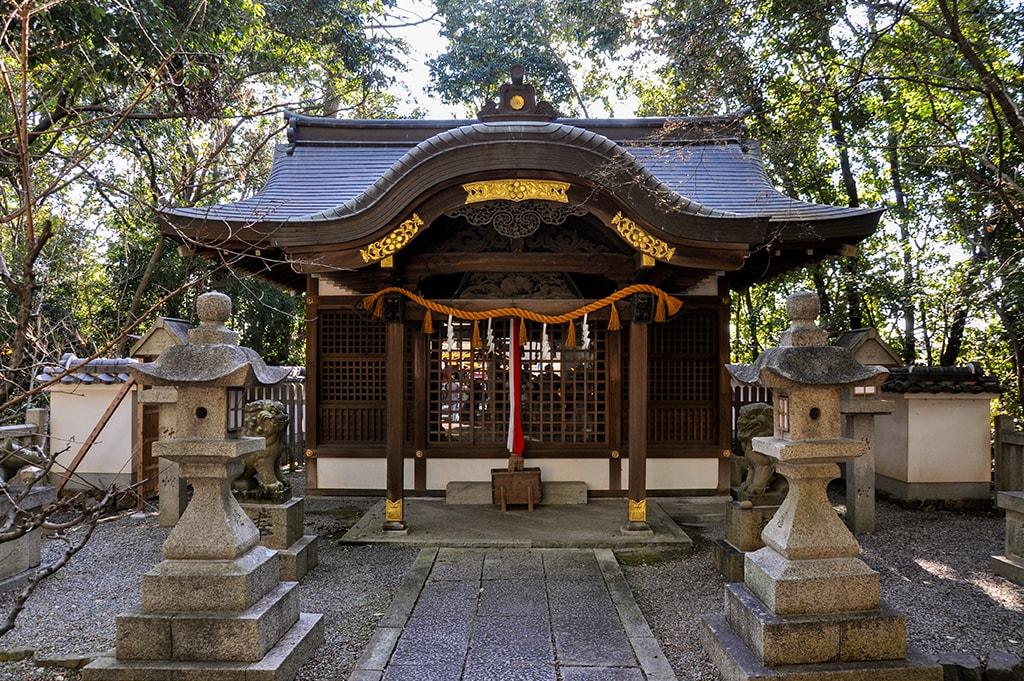 春日神社(小野原)/天満宮
