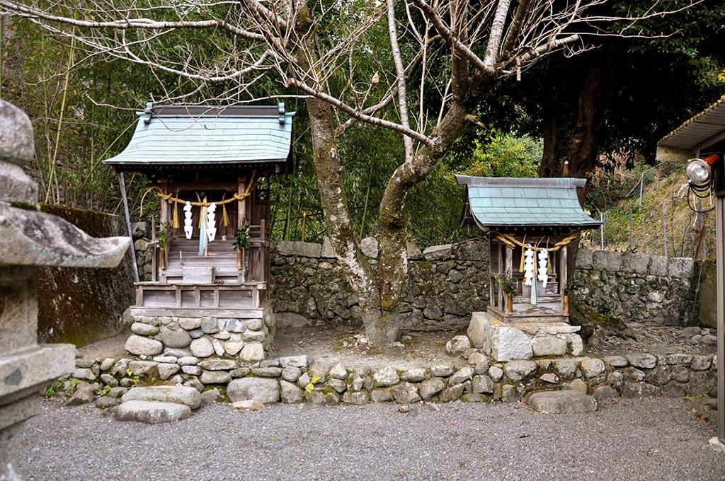 八幡神社/お社